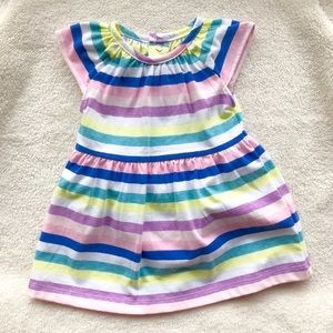 NWOT Carters Striped Dress 6 months